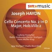 Haydn: Cello Concerto No. 2 in D Major, Hob. VIIb:2 by Ludwig Hoelscher