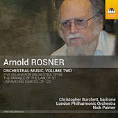 Rosner: Orchestral Music, Vol. 2 by Various Artists