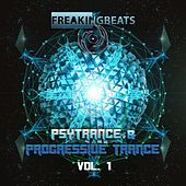 Psytrance & Progressive Trance, Vol. 1 - EP by Various Artists