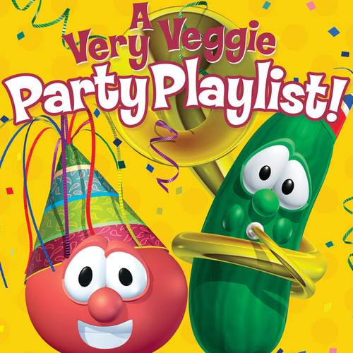 Very Veggie Party Playlist by VeggieTales