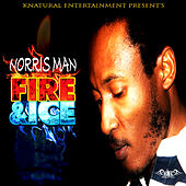 Fire & Ice by Norris Man