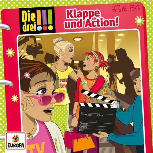 054/Klappe und Action! von Die Drei !!!