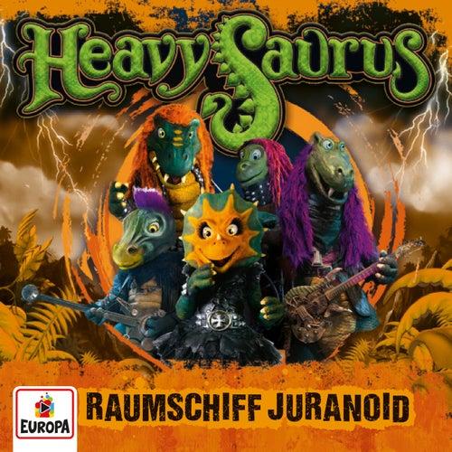 Raumschiff Juranoid von Heavysaurus