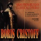 Boris Christoff - Arias form Russian Classical Operas by Boris Christoff