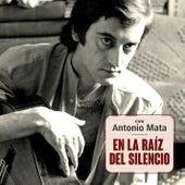 Con Antonio Mata