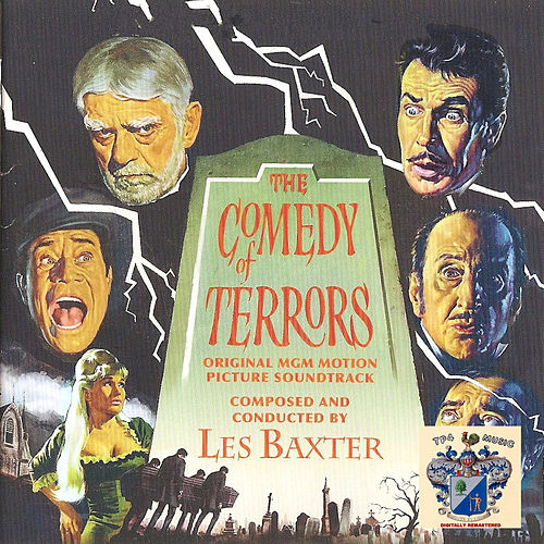 The Comedy of Terrors von Les Baxter