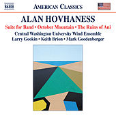 Hovhaness: Wind Music, Vol. 3 de Various Artists