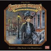 Folge 4: Der Engel von Hampstead von Sherlock Holmes - Die geheimen Fälle des Meisterdetektivs
