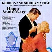 Happy Anniversary de Gordon MacRae | Sheila MacRae