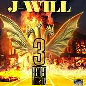 3 Headed Monster by J-Will