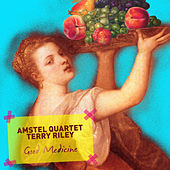Terry Riley (1935): Good Medicine (1986/2009) (arr. Bas Apswoude) by Amstel Quartet