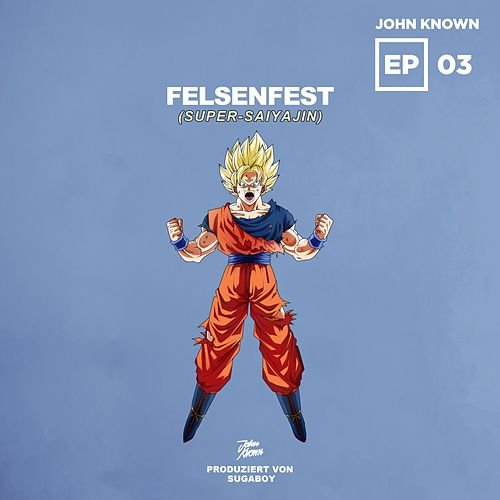 Felsenfest (Super-Saiyajin) by John Known