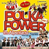 Polkapower im Alpenland - CD 2 von Various Artists