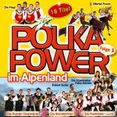 Polkapower im Alpenland - CD 1 von Various Artists