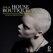 House Boutique, Vol. 20 - Funky & Uplifting House Tunes by Various Artists