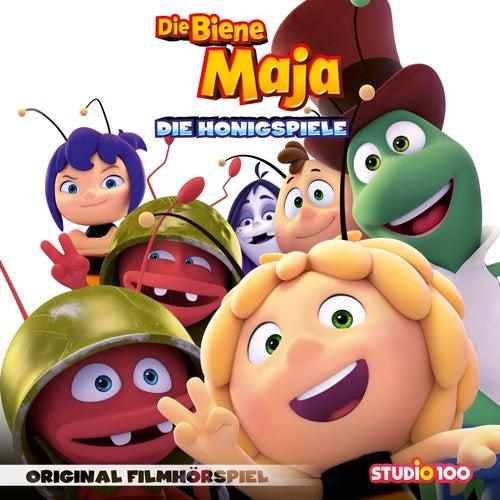 Die Biene Maja - Die Honigspiele (Original Filmhörspiel) von Die Biene Maja
