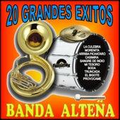 20 Grandes Exitos by Banda Alteña