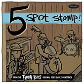 Five Spot Stomp (From the Floor Kids Original Video Game Soundtrack) von Kid Koala