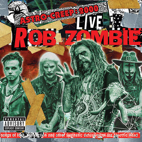 El Phantasmo And The Chicken-Run Blast-O-Rama (Live At Riot Fest / 2016) by Rob Zombie