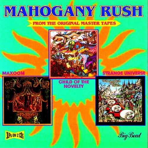 The Legendary Mahogany Rush by Mahogany Rush