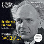Beethoven & Brahms: Works for Piano (Live) de Wilhelm Backhaus