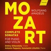 Mozart: Complete Sonatas for Piano & Violin by Dmitry Sitkovetsky