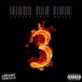 Luxury Trap Music, Vol. 3 by Shaun Michaels
