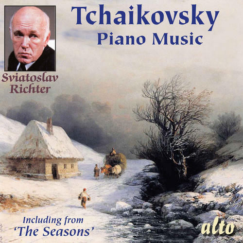 Tchaikovsky Piano Recital by Sviatoslav Richter