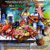 Those New Orleans Boys 1915-1927 by Various Artists