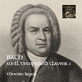 Bach Well Tempered Clavier I de Thomas Leyer
