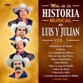 Mas De La Historia Musical De Luis Y Julian, Vol. 1 de Luis Y Julian