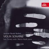 Janacek, Novak, Nedbal: Violin Sonatas de Ivan Zenaty