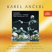 Prokofiev: Symphony No. 1, Piano Concertos 1& 2 by Various Artists
