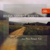 Benda: Flute Concertos von Jean-Pierre Rampal