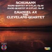 Schumann: Piano Quintet and Piano Quartet by Emanuel Ax