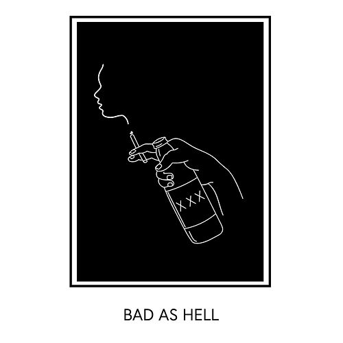 Bad as Hell by Friday Pilots Club