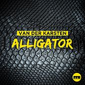 Alligator by Van Der Karsten
