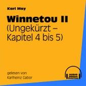 Winnetou II (Kapitel 4 bis 5) von Karl May