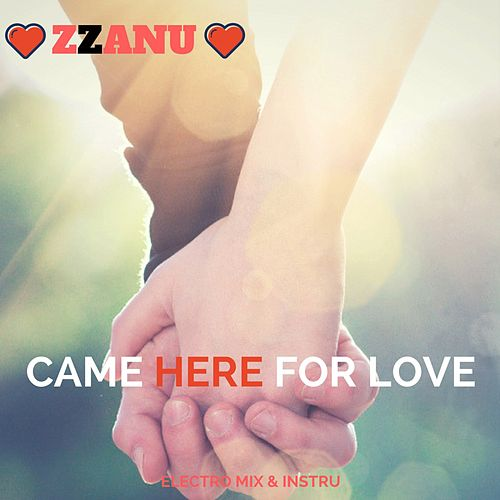 Came Here for Love (Electro Mix & Instru) by ZZanu