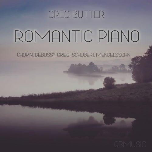 Romantic Piano Hits de Greg Butler