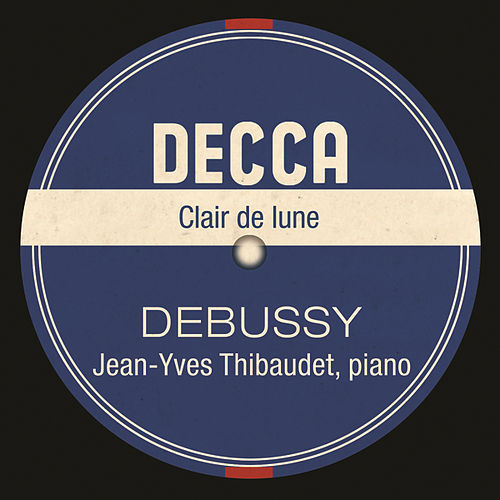 Clair De Lune by Jean-Yves Thibaudet