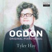 Ogdon: Original Piano Music by Tyler Hay