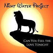 Can You Feel the Love Tonight by Night Water Project