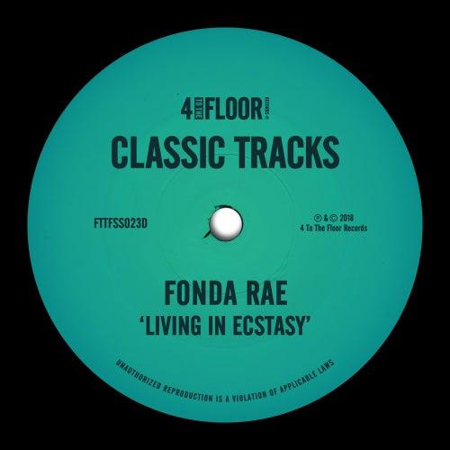 Living In Ecstasy von Fonda Rae