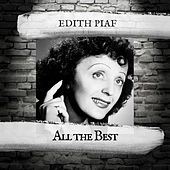 All the Best de Edith Piaf