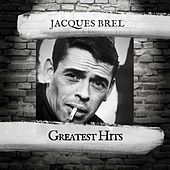 Greatest Hits by Jacques Brel