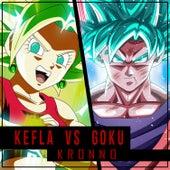 Goku vs Kefla de Kronno Zomber