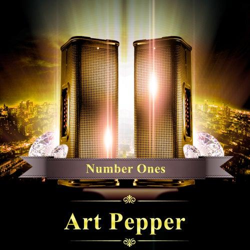 Number Ones von Art Pepper