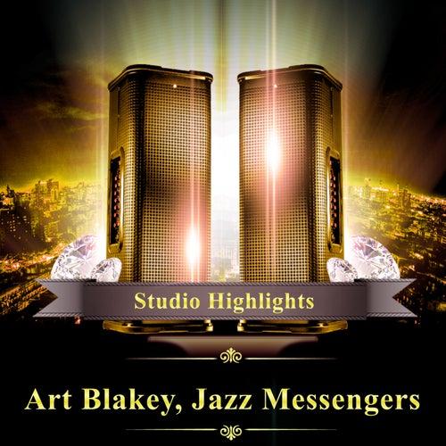 Studio Highlights von Art Blakey