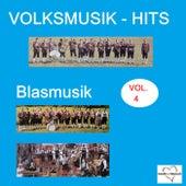 Volksmusik-Hits: Blasmusik, Vol. 4 von Various Artists